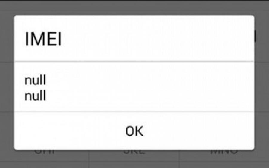 Cara restore IMEI dan MEID yang hilang pada Xiaomi Redmi 4 Prime