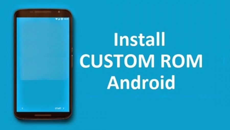 [TUTORIAL] Cara install custom ROM Android