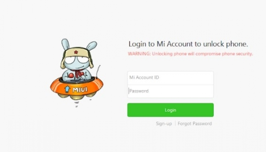 Unlock Bootloader Xiaomi dengan Mi Flash Unlock Tool V2.3.803.10