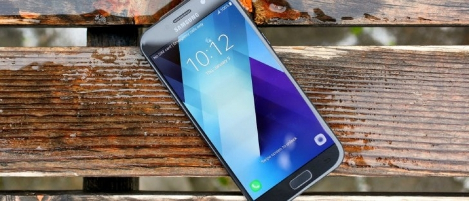 Roliing out: Update Nougat Samsung Galaxy A5 (2017)
