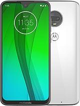 Spesifikasi Motorola Moto G7