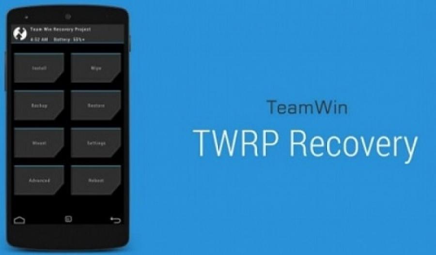 TWRP 3.2.1 Untuk Xiaomi MI5C - Automatically decrypt data partition