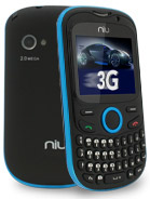 NIU Pana 3G TV N206
