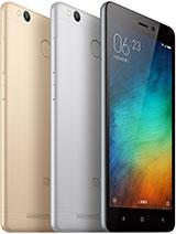 Spesifikasi Xiaomi Redmi 3s