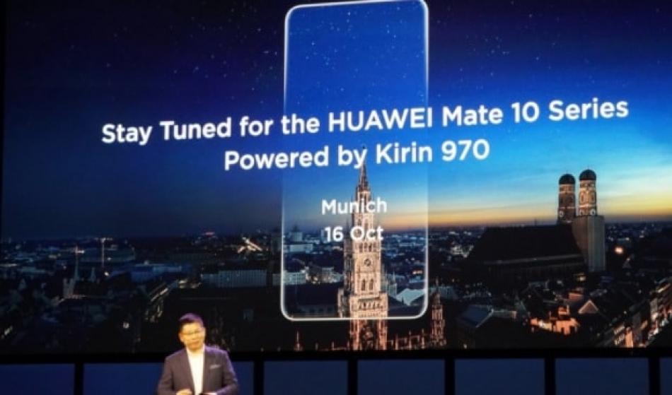 Resmi Huawei mate 10 akan menggunakan OS Android Oreo