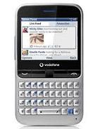 Spesifikasi Vodafone 555 Blue