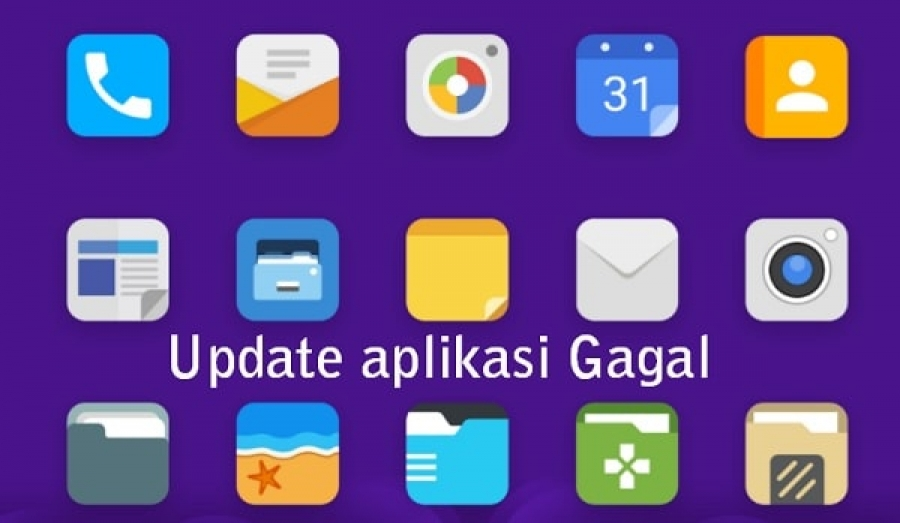 Cara Mengatasi Aplikasi Android tidak bisa diperbarui