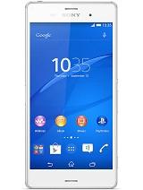 Spesifikasi Sony Xperia Z3