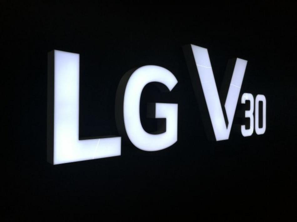 LG V30 resmi launching saat pergelaran IFA 2017