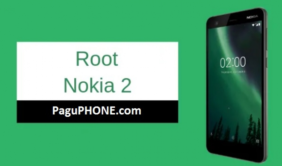 [ROOT] cara root nokia 2 dan install twrp recovery