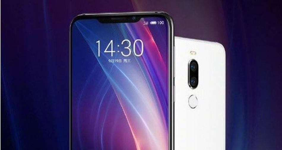 Meizu X8 mulai di jual hari ini 15 Oktober 2018