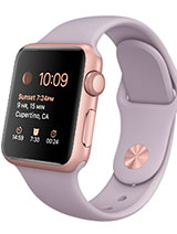 Spesifikasi Apple Watch Sport 38mm