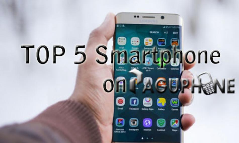 Daftar 5 smartphone yang paling banyak dicari November 2017