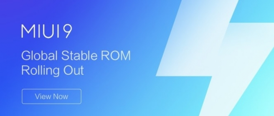 [ROM] MIUI 9 Global Stable ROM sudah rilis: Full Changelog dan jadwal Update