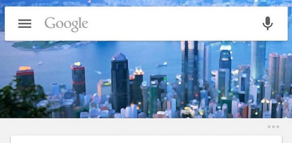 Fitur Google Now pada Nova Launcher (Android M)