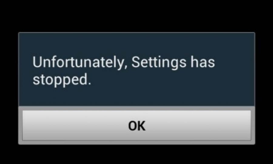 """Tips  n Trik Cara Mengatasi """"Sayangnya, Pengaturan Telah Berhenti"""" di HP Android"""