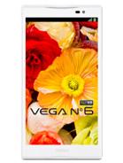 Spesifikasi Pantech Vega No 6