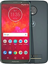 Spesifikasi Motorola Moto Z3 Play