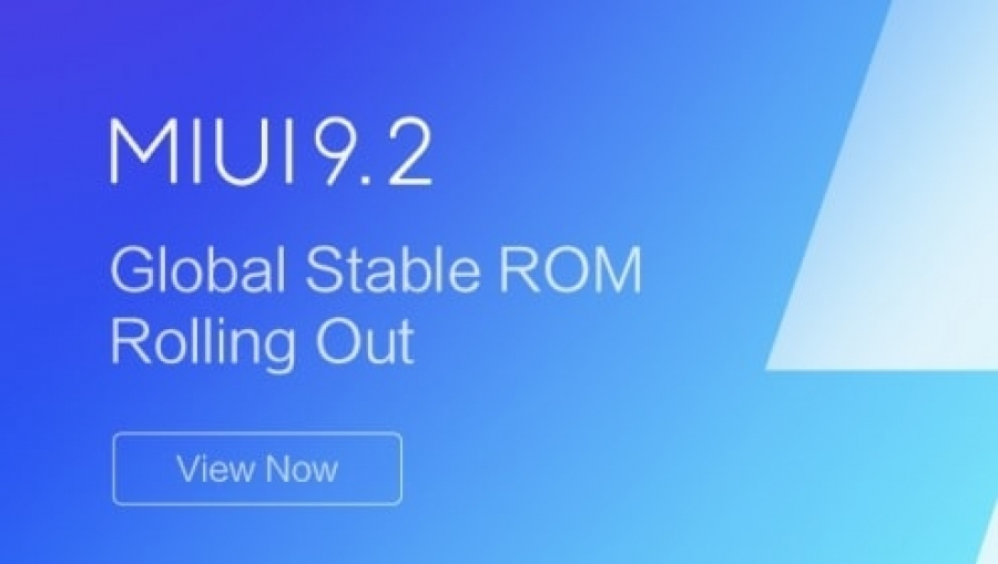 [MIUI 9] MIUI 9.2 Global stable ROM full changelog dan link download