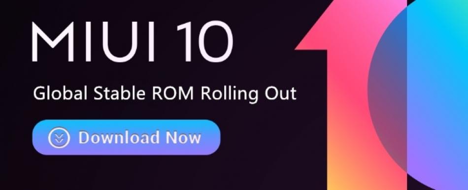MIUI 10 Global Stable ROM sudah rilis untuk Redmi 6 Redmi 6A dan lainnya