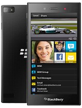 Spesifikasi Blackberry Z3