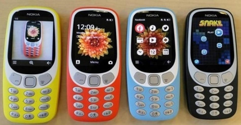 Nokia 3310 versi 3g sudah rilis, cek berapa harga Nokia 3310 3G