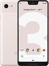 Spesifikasi Google Pixel 3 XL