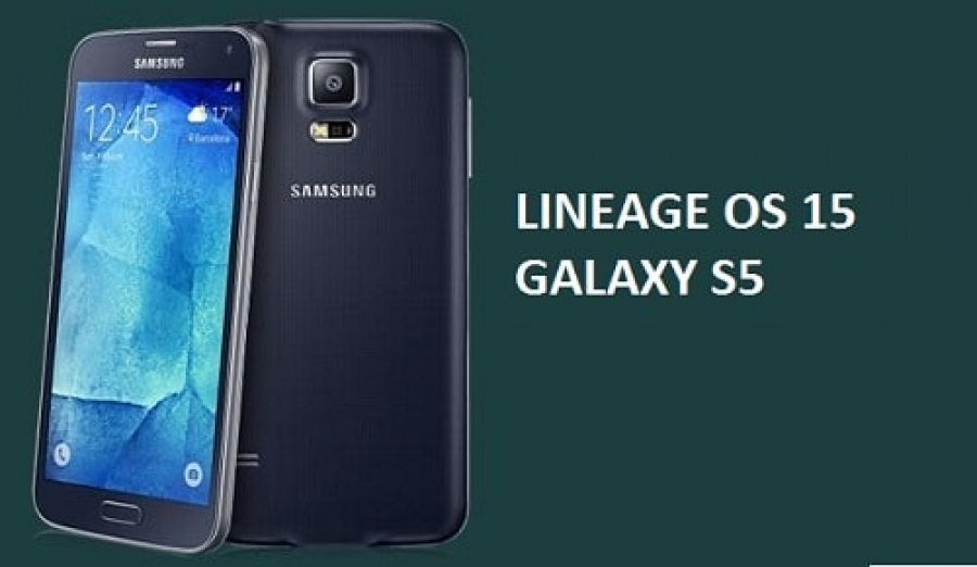 [ROM] Install Android 8.0 Oreo Samsung Galaxy S5 [Lineage OS 15 ROM]