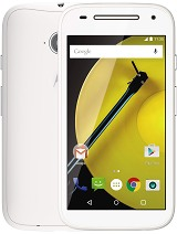 Spesifikasi Motorola Moto E Dual SIM (2nd gen)