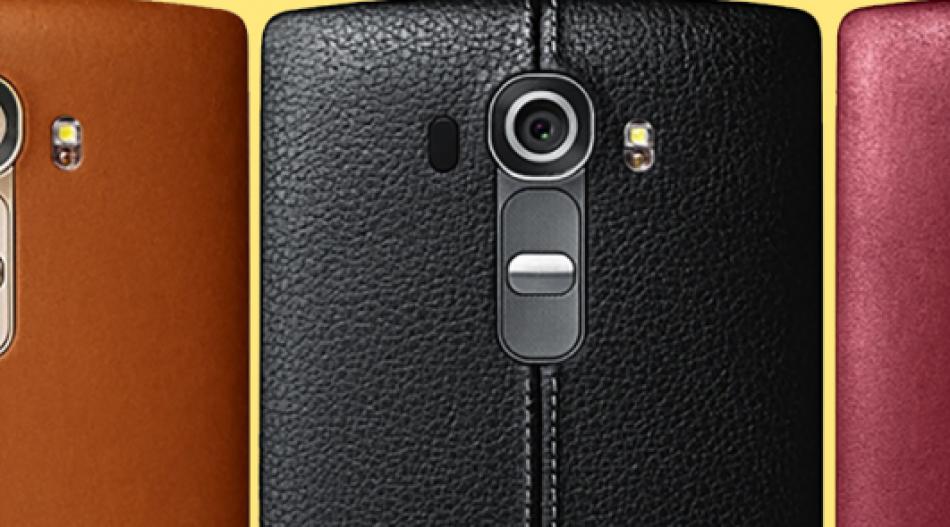 Android Nougat 7.0 untuk LG G4 (KDZ File)