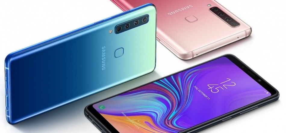Samsung Galaxy A9 (2018) smartphone pertama di dunia dengan Quad Kamera