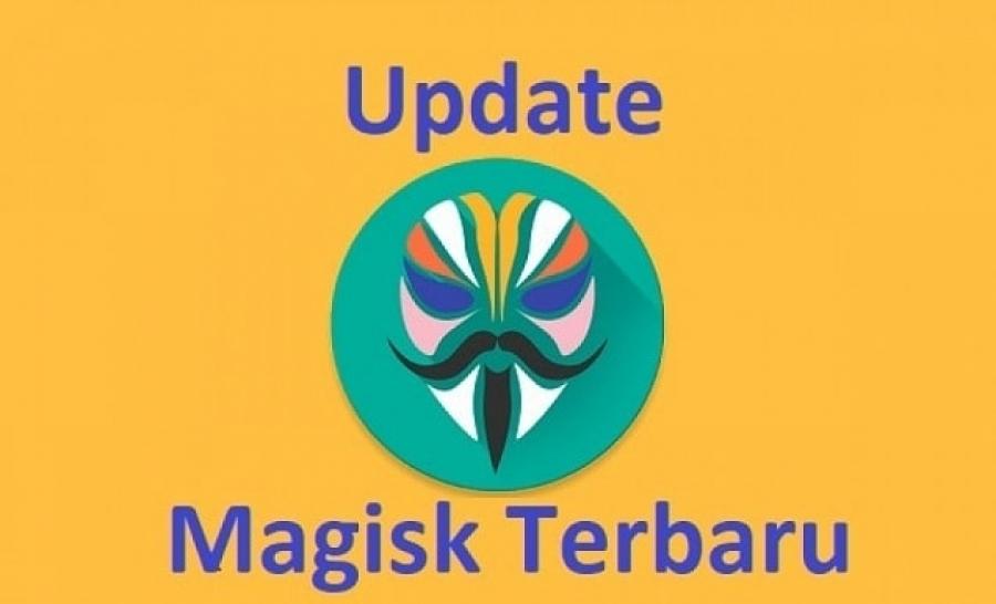 Update dan download magisk 16.7 dan magisk manager 5.8.3