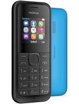 Spesifikasi Nokia 105 (2015)