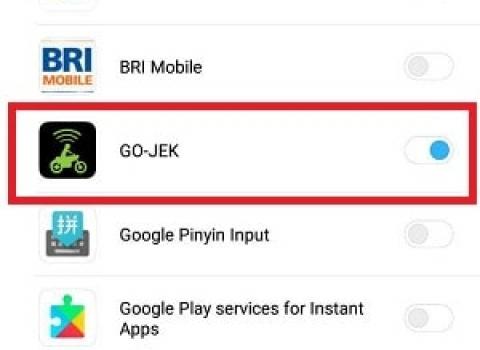 Cara setting agar GPS tetap akurat pada Xiaomi