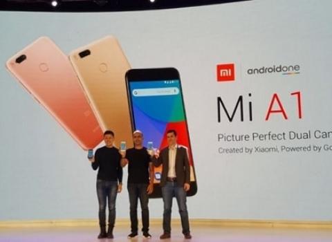 Spesifikasi Xiaomi Mi A1 Android tanpa MIUI