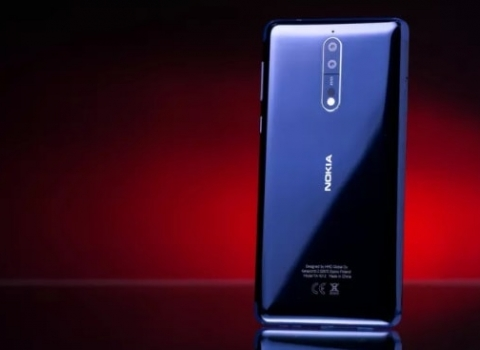 Spesifikasi Dan Harga Nokia 8 Dual  Camera