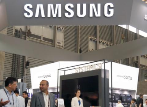 Samsung memperkenalkan Image Sensor merek 'ISOCELL' di MWC Shanghai 2017