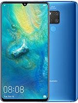 Spesifikasi Huawei} Mate 20 X (5G)