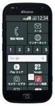 Fujitsu Arrows me F-01L LTE